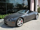 2009 Aston Martin V8 Vantage Roadster Data, Info and Specs