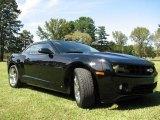 2010 Black Chevrolet Camaro LT Coupe #19152248