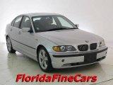 2004 Titanium Silver Metallic BMW 3 Series 330i Sedan #19147152