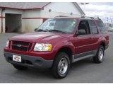 2003 Redfire Metallic Ford Explorer Sport XLT 4x4 #19148591