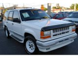 1994 Ford Explorer Oxford White