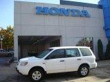 2007 Taffeta White Honda Pilot LX 4WD #19146399