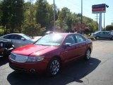 2008 Vivid Red Metallic Lincoln MKZ Sedan #19150372