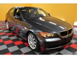 2006 Sparkling Graphite Metallic BMW 3 Series 325xi Sedan #19156147