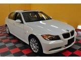 2007 Alpine White BMW 3 Series 335i Sedan #19156149