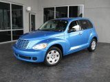 2008 Surf Blue Pearl Chrysler PT Cruiser LX #19143444