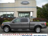 2010 Sterling Grey Metallic Ford F150 FX4 SuperCrew 4x4 #19182816
