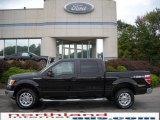 2010 Tuxedo Black Ford F150 Lariat SuperCrew 4x4 #19182818
