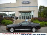 2006 Black Ford Mustang V6 Deluxe Coupe #19182845