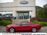 2006 Redfire Metallic Ford Mustang GT Premium Coupe #19182844