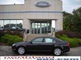 2010 Tuxedo Black Metallic Ford Fusion SE #19182837