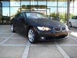 2007 Black Sapphire Metallic BMW 3 Series 328xi Coupe #19215663
