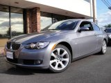 2007 Space Gray Metallic BMW 3 Series 328xi Coupe #19212627
