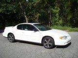 2003 White Chevrolet Monte Carlo LS #19215991