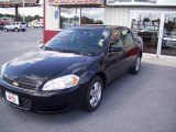 2006 Black Chevrolet Impala LS #19207679
