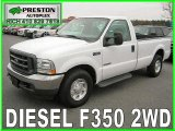 2004 Ford F350 Super Duty XL Regular Cab Data, Info and Specs