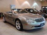 2004 Mercedes-Benz SL 500 Roadster