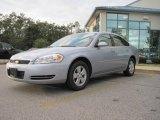 2006 Glacier Blue Metallic Chevrolet Impala LT #19224199
