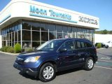 2007 Royal Blue Pearl Honda CR-V EX 4WD #19215989