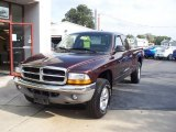 2004 Deep Molten Red Pearl Dodge Dakota SLT Club Cab 4x4 #19278907