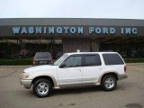 2000 Oxford White Ford Explorer Eddie Bauer 4x4 #19277044