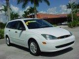 2003 Cloud 9 White Ford Focus SE Wagon #19270171