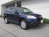 2008 Royal Blue Pearl Honda CR-V EX 4WD #19277189