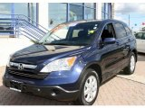 2008 Royal Blue Pearl Honda CR-V EX-L 4WD #19263022
