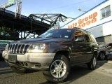 2002 Graphite Metallic Jeep Grand Cherokee Laredo 4x4 #19277054
