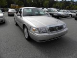 2009 Silver Birch Metallic Mercury Grand Marquis LS Ultimate Edition #19276317