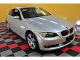 2007 Titanium Silver Metallic BMW 3 Series 328i Coupe #19278924