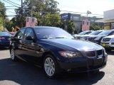 2007 Monaco Blue Metallic BMW 3 Series 328xi Sedan #19284095