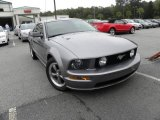 2006 Tungsten Grey Metallic Ford Mustang GT Premium Coupe #19276312