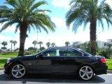 2008 Black Sapphire Metallic BMW 3 Series 328i Convertible #19354962