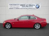 2008 Crimson Red BMW 3 Series 328i Coupe #19366075