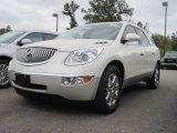 2009 White Opal Buick Enclave CXL AWD #19371537