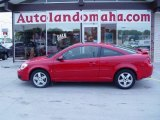 2007 Victory Red Chevrolet Cobalt LT Coupe #19365109