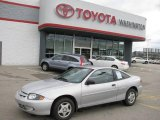 2003 Ultra Silver Metallic Chevrolet Cavalier Coupe #19360734