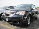 2010 Chrysler Town & Country Modern Blue Pearl