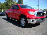 2007 Radiant Red Toyota Tundra X-SP Double Cab #19362313