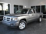 2010 Mineral Gray Metallic Dodge Dakota Big Horn Extended Cab #19355030