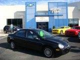 2003 Black Dodge Neon SE #19362901