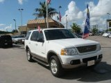 2004 Oxford White Ford Explorer Eddie Bauer #19367637