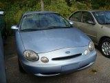 1997 Ford Taurus Light Denim Blue Metallic