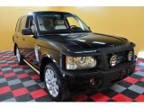 2006 Java Black Pearl Land Rover Range Rover Supercharged #19368000