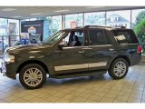 2007 Alloy Metallic Lincoln Navigator Ultimate 4x4 #19357975