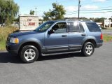 2003 Medium Wedgewood Blue Metallic Ford Explorer XLT 4x4 #19365796