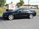 2007 Black Ford Mustang GT Deluxe Coupe #19365798