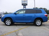 2008 Blue Streak Metallic Toyota Highlander  #19365317