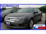 2010 Sterling Grey Metallic Ford Fusion SE #19356799